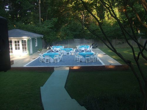 Elvis house pool