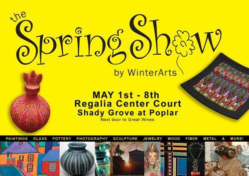 Winterarts spring show2010
