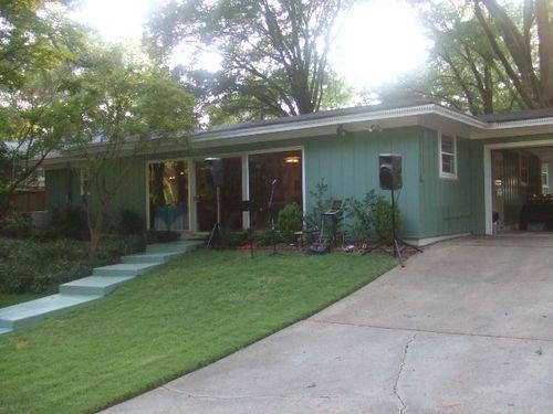 Elvis house rear