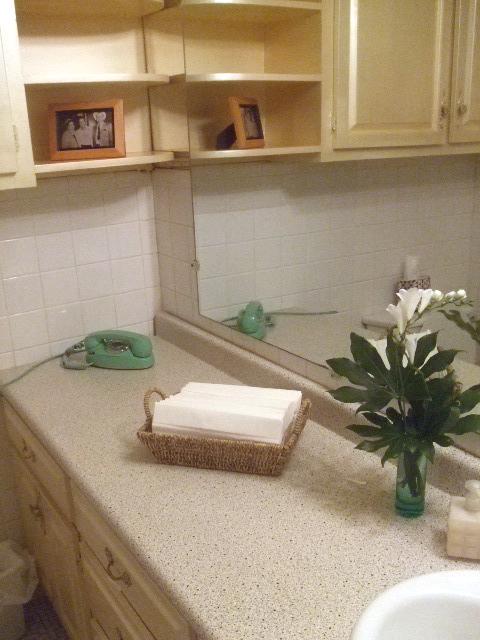 Elvis house master bath