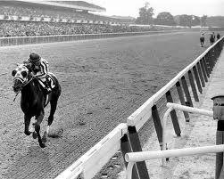 Secretartiat winning belmont stakes
