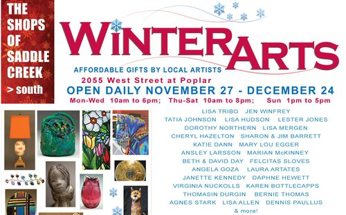 Winterarts 2010 poster