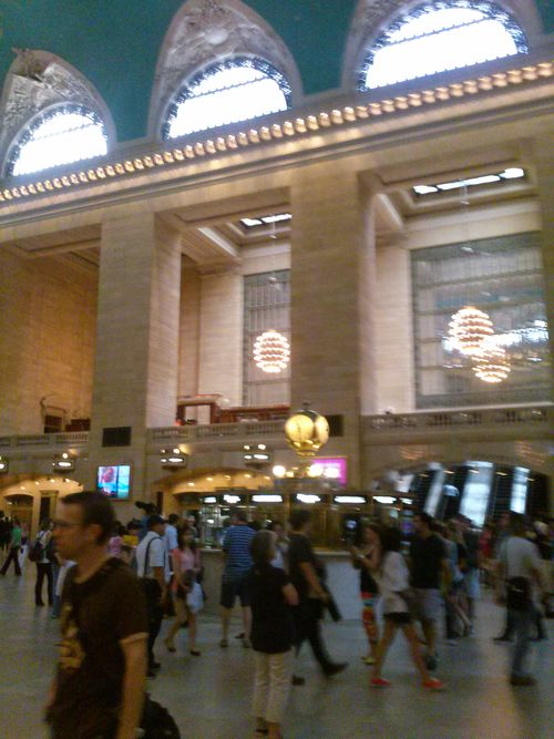 Ny grand central station main area